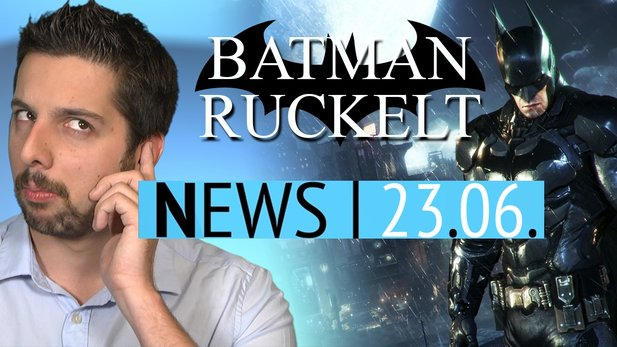 News: Batman Arkham Knight PC-Version mit 30 FPS - Project Cars 2 angekündigt