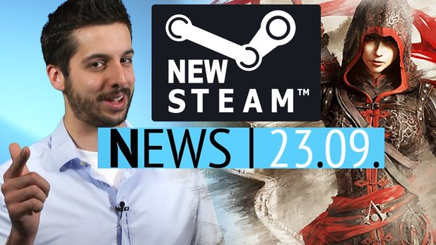 News - Dienstag, 23. September 2014 - Assassin's Creed in China & Steam komplett neu