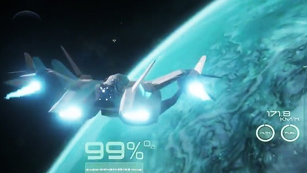 Osiris: New Dawn - Trailer zum Dawn-of-Aziel-Update: neue Waffen, Raumflug, Mech-Action