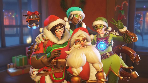Overwatch - Weihnachtsevent »Winter Wonderland« im Trailer