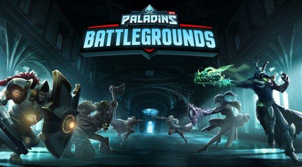 PaBa statt PUBG? Mit Paladins Battlegrounds wollen die Hi-Rez-Studios im Battle-Royale-Genre mitmischen