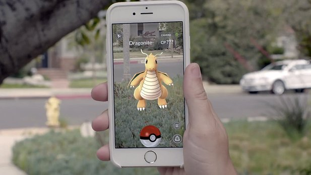 Pokémon Go - Launch-Trailer zum Augmented-Reality-Spiel