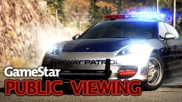 Public Viewing: NFS Hot Pursuit - Teil 2