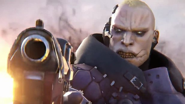 Raiders of the Broken Planet - Gameplay und Beta-Infos um Trailer