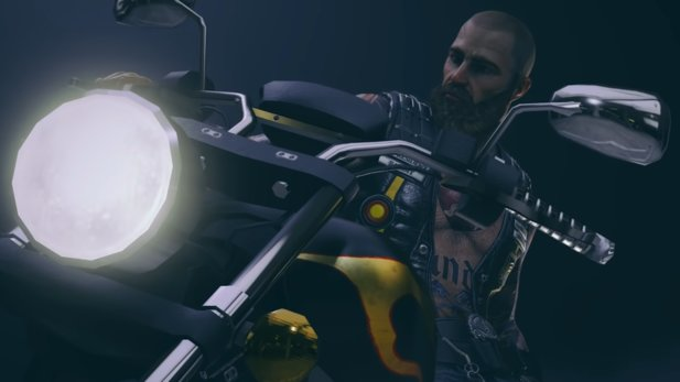 Bandit als Biker. Der neue Elite-Skin greift die Vergangenheit des Operators auf.