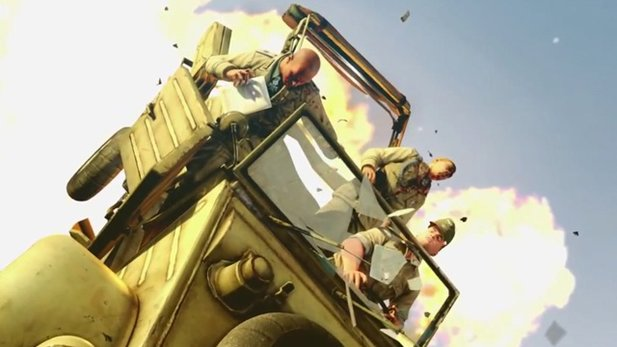 Cinematic-Trailer von Sniper Elite 3