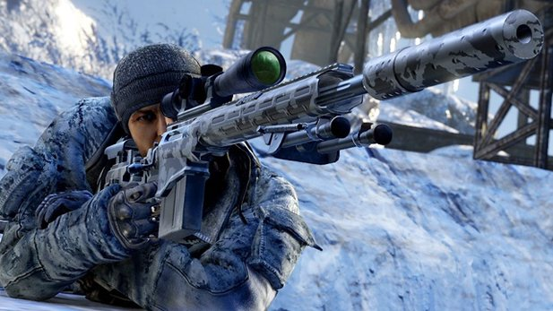 Sniper: Ghost Warrior 2 - Trailer zum DLC »Siberian Strike«
