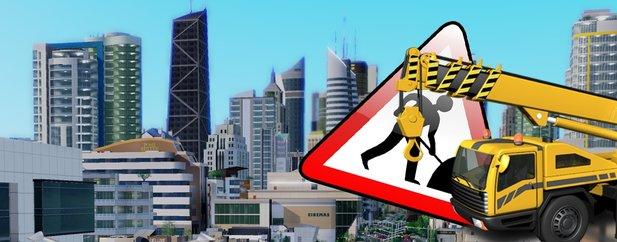 Städtebau Spiel