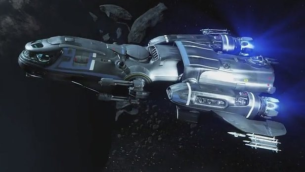 Star Citizen - Trailer zum Spielerschiff MISC Freelancer