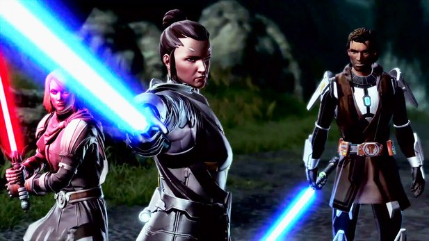 Star Wars: The Old Republic - Launch-Trailer zu »Knights of the Fallen Empire«
