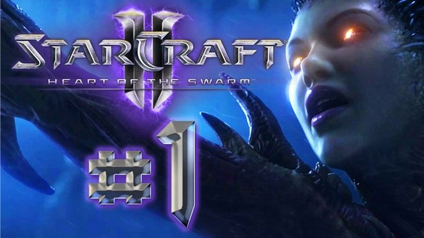 StarCraft 2: Heart of the Swarm - Let's Play Kampagne #1