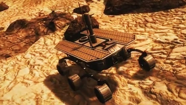 Take On Mars - Gameplay-Trailer: Erkundung des Roten Planeten