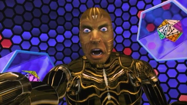 SciFi-Klassiker The Lawnmower Man von Stephen King wird zur VR-Serie.