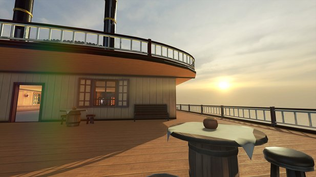 Blazing Griffin hat den Early-Access-Termin von The Ship: Remasted auf den 22. Februar 2016 verschoben.