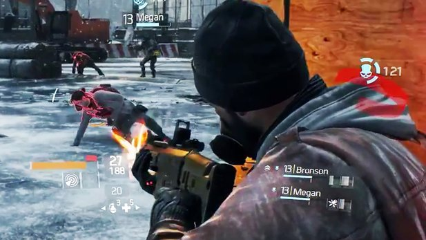 Tom Clancy's The Division - 10 Minuten Multiplayer-Gameplay von der E3