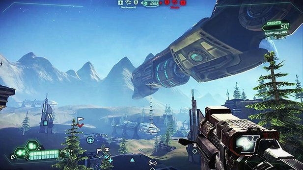 Tribes: Ascend - Test-Video