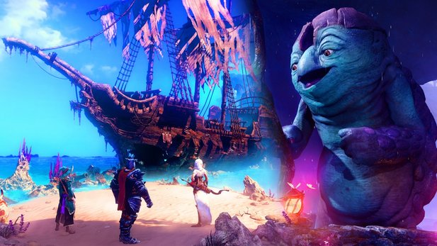 Trine 3 - Ersteindruck zur damaligen Early-Access-Version
