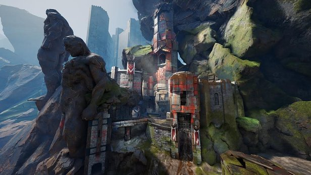 Unreal Tournament - Entwickler-Video zur Karte Titan Pass
