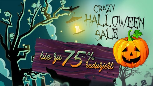 Crazy Halloween Sale bei Uplay: Hier gibt's alle Angebote.