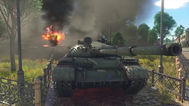 War Thunder - Trailer zum »The Road to Glory«-Update
