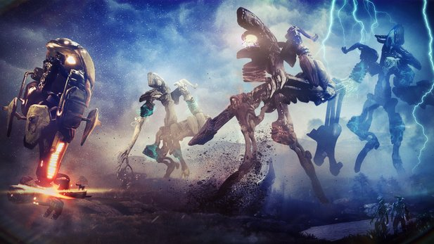 Eidolons were yesterday. For the Orb fighting in Orb Vallis, developer Warframe took into account something special.
