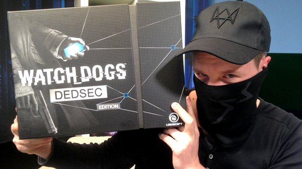 Watch Dogs - Boxenstopp-Video zur DEDSEC-Edition