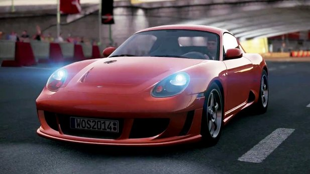 World of Speed - Gameplay-Trailer: Rennen in Moskau