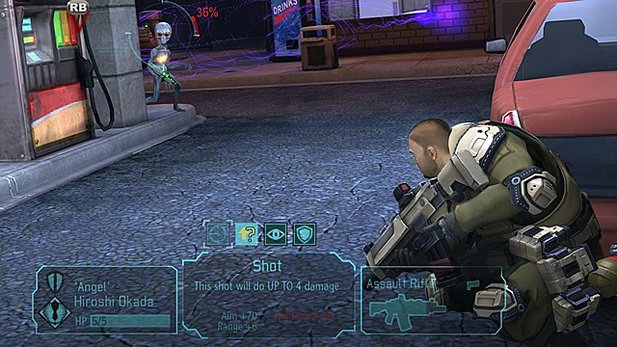 Vorschau-Video zu XCOM: Enemy Unknown