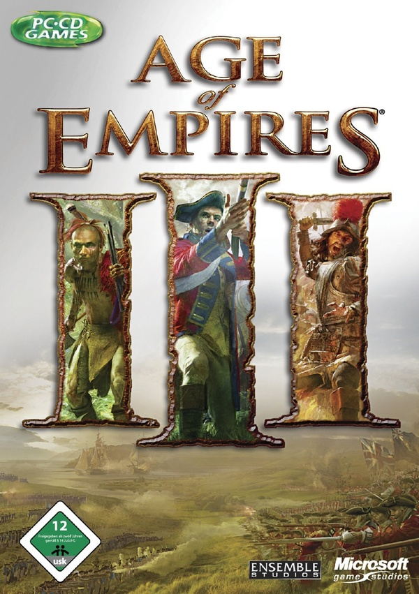 Cover zu Age of Empires 3
