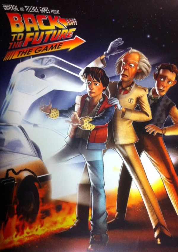 Cover zu Back to the Future: The Game
