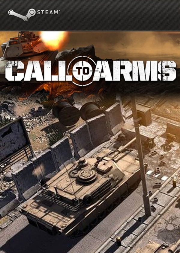 Cover zu Call to Arms