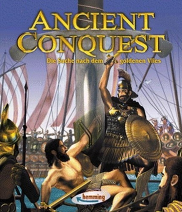 Cover zu Ancient Conquest
