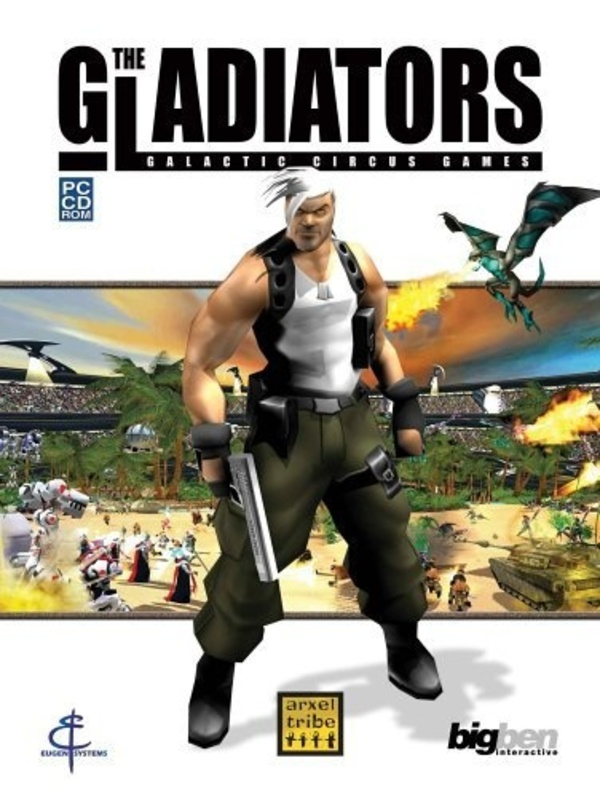 Cover zu The Gladiators: Galactic Circus Games