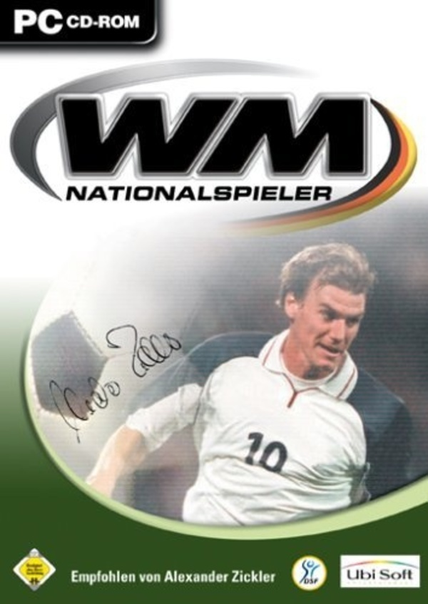 Cover zu WM Nationalspieler