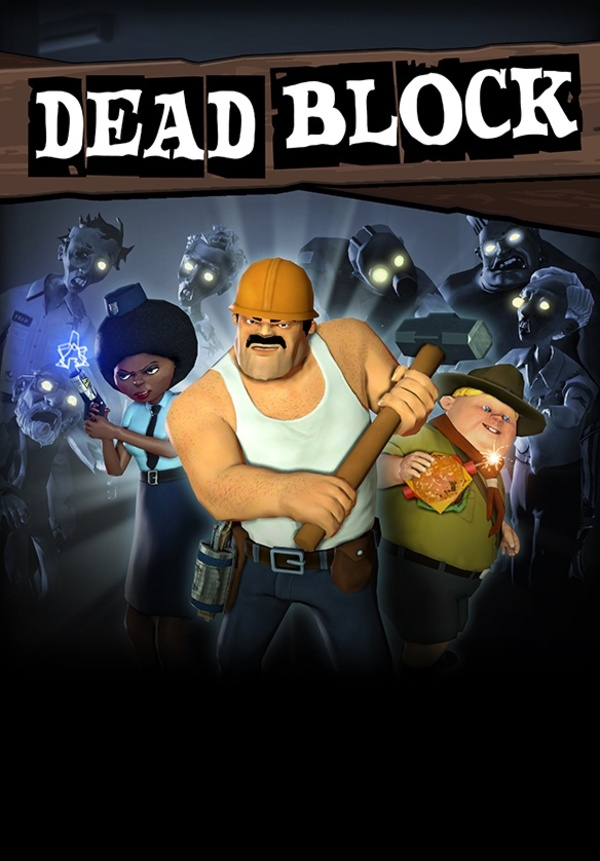 Cover zu Dead Block
