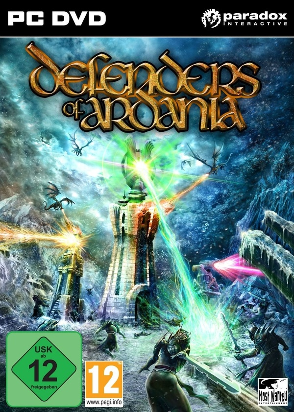 Cover zu Defenders of Ardania