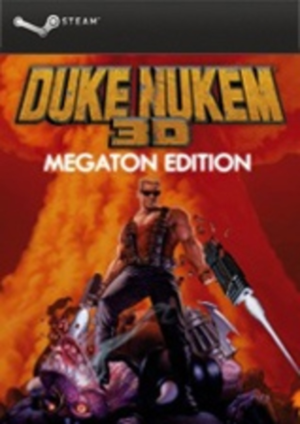 Cover zu Duke Nukem 3D: Megaton Edition