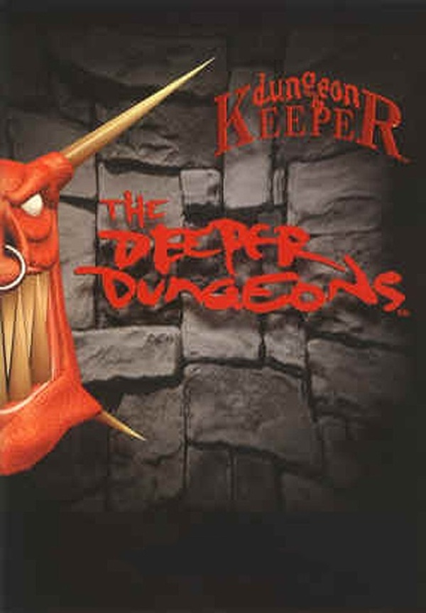 Cover zu Dungeon Keeper: The Deeper Dungeons