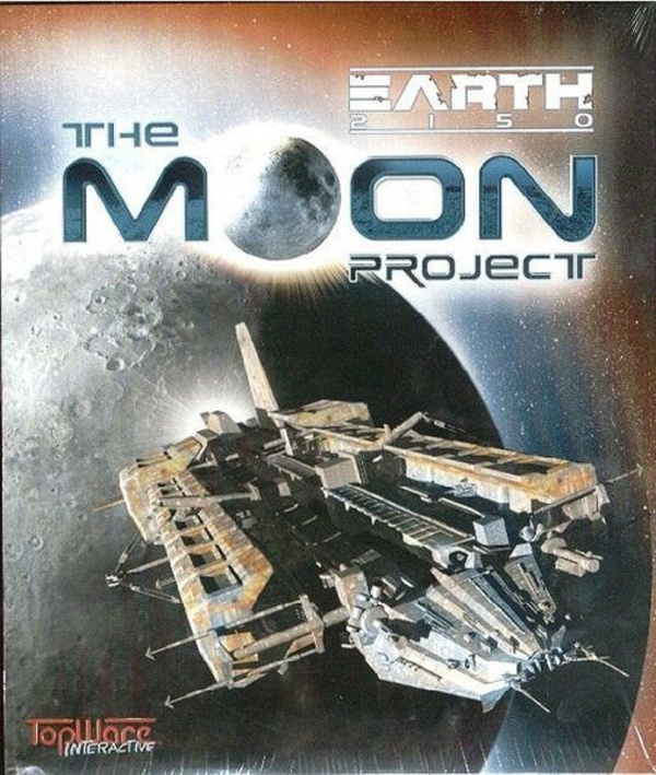 Cover zu Earth 2150: The Moon Project