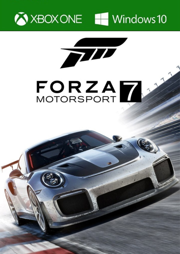 Cover zu Forza Motorsport 7