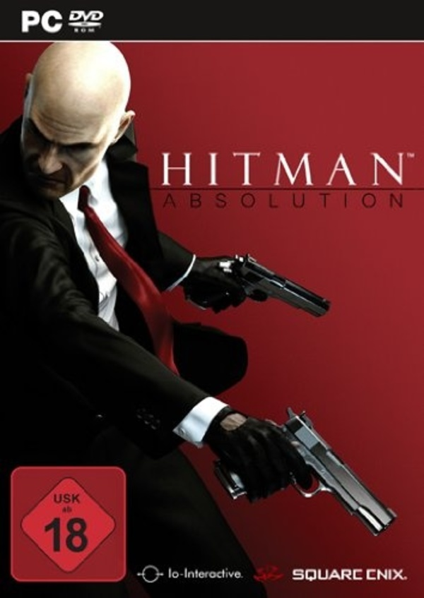 Cover zu Hitman: Absolution