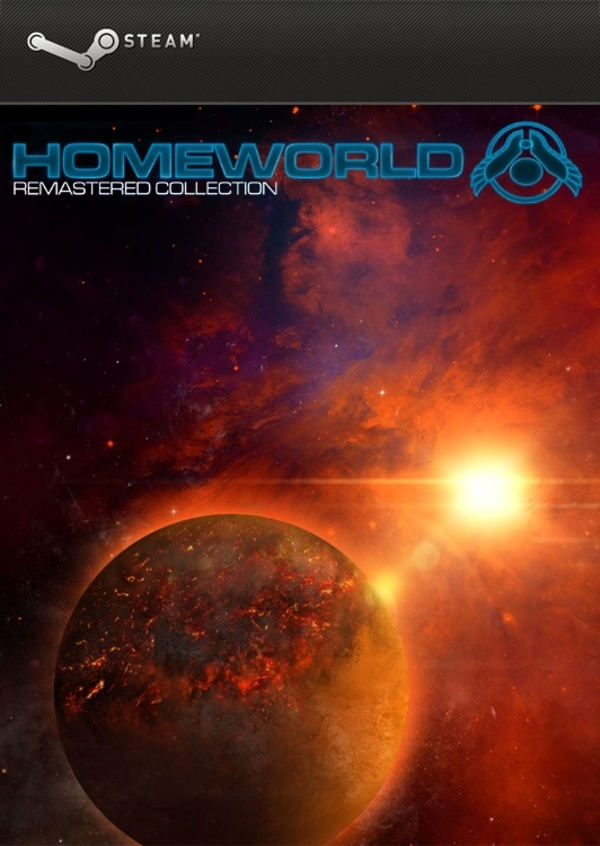 Cover zu Homeworld Remastered