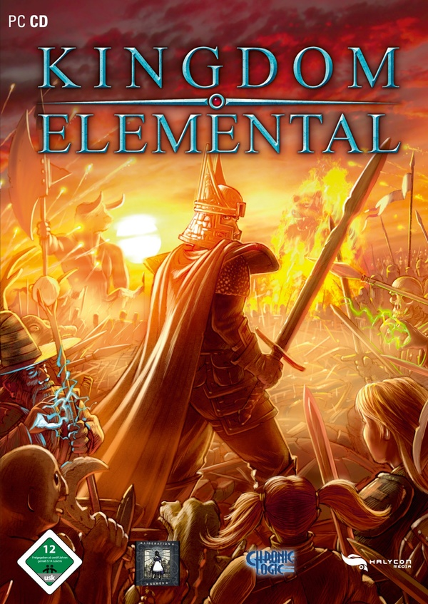 Cover zu Kingdom Elemental