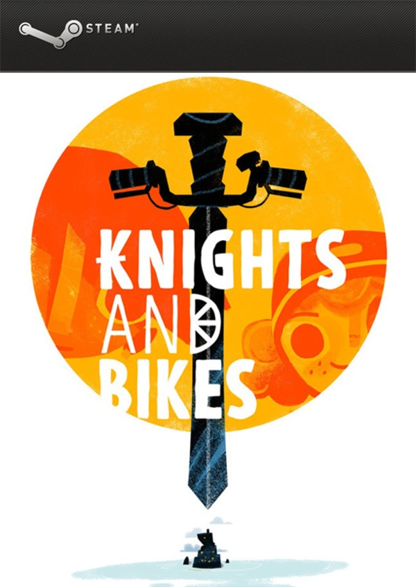 Cover zu Knights and Bikes
