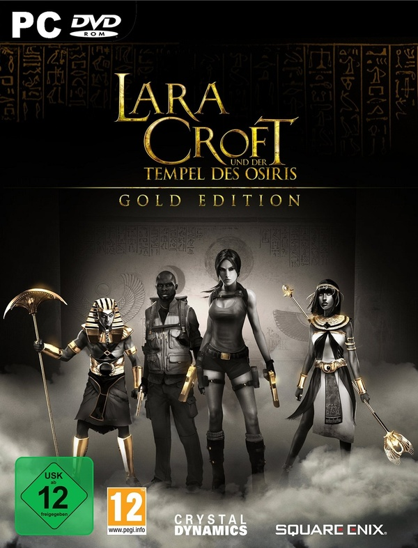 Cover zu Lara Croft and the Temple of Osiris