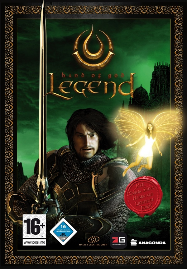 Cover zu Legend: Hand of God