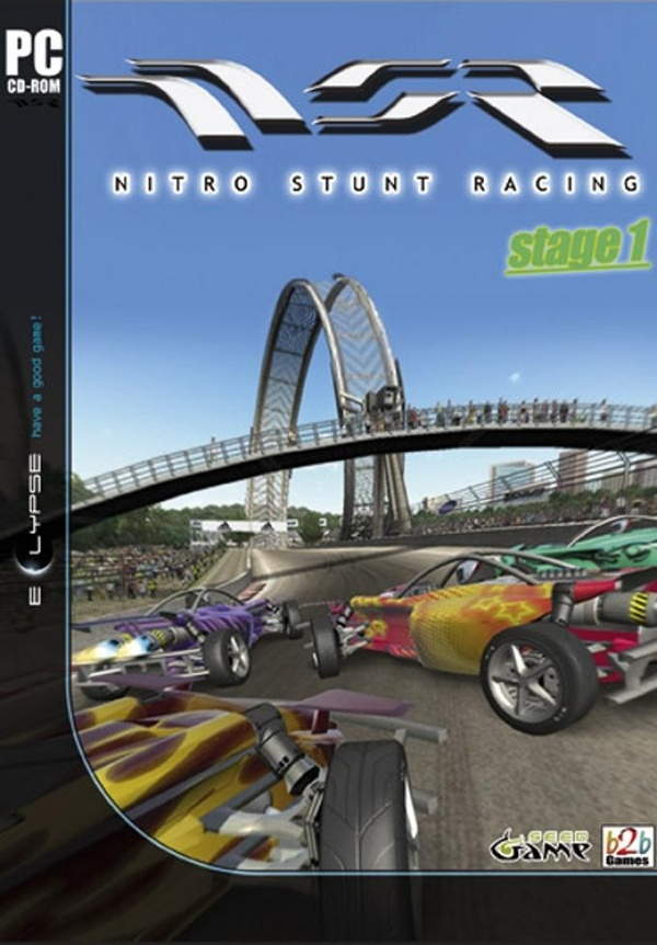 Cover zu Nitro Stunt Racing