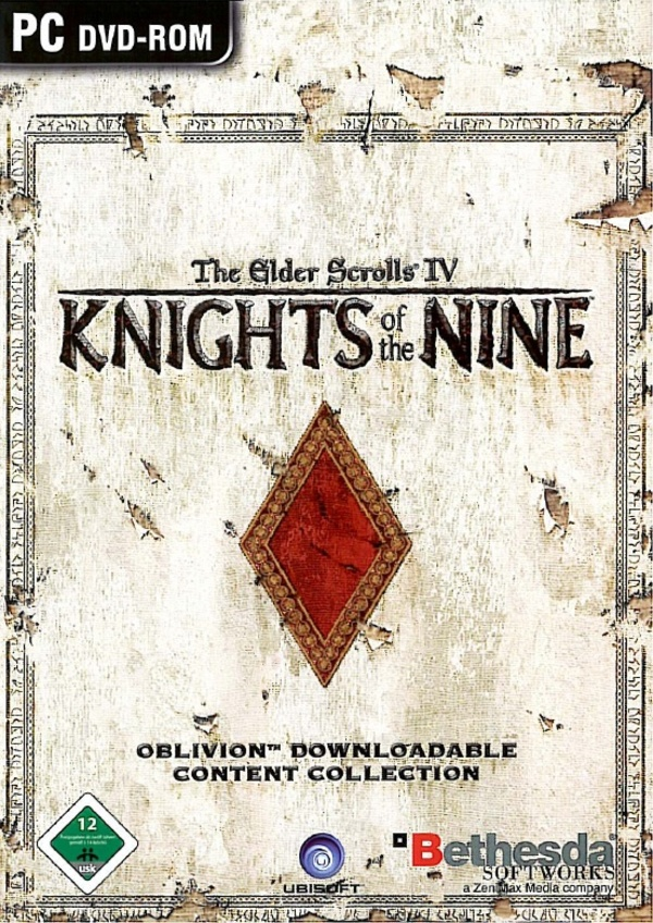 Cover zu The Elder Scrolls 4: Oblivion - Knights of the Nine