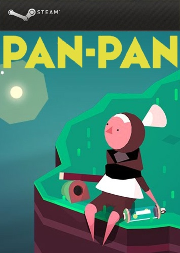 Cover zu Pan-Pan