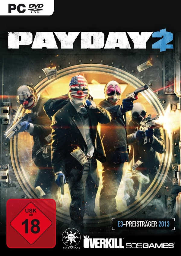 Cover zu PayDay 2